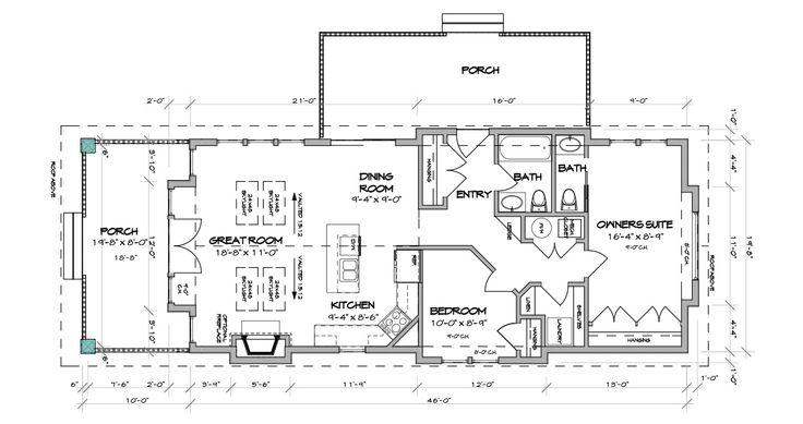 17 best images about house plans on pinterest 3 car for Rv park blueprints