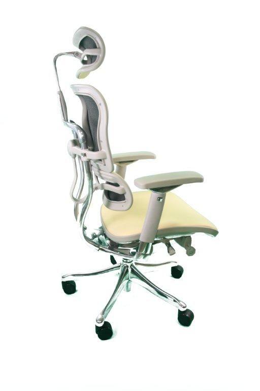 Fotel biurowy Ergomax Ergohuman Premium skora
