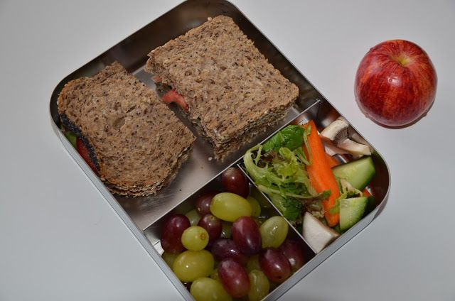 kids lunch - stainless steel lunchbox - healthy lunch - bento