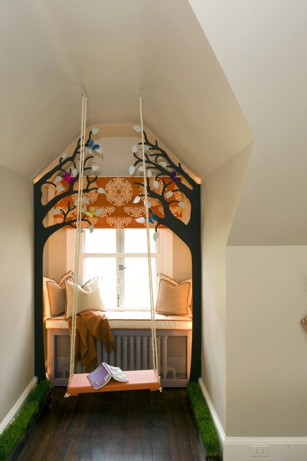 Reading Nook Ideas 68 best reading nooks images on pinterest   books, home and children