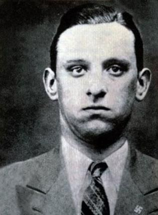 The Gestapo officer who arrested the Holocaust victim Anne Frank was one of hundreds of Nazi henchmen who were later recruited by West German intelligence after the Second World War and worked for the organisation for years, a new book has revealed. I am not given to violence but I really could batter this man. Sick, sick, sick.