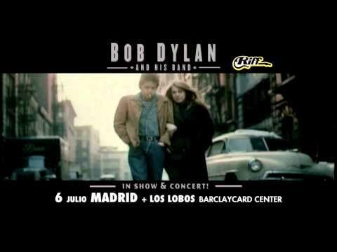 Gira Bob Dylan 2015 en España - YouTube