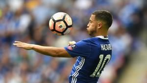 Eden Hazard pips NGolo Kanté to Chelsea Player of the Season award