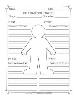 Self character sketch example essay