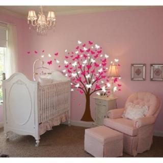 Unique girls and nursery ideas on pinterest - Unique girl nursery ideas ...