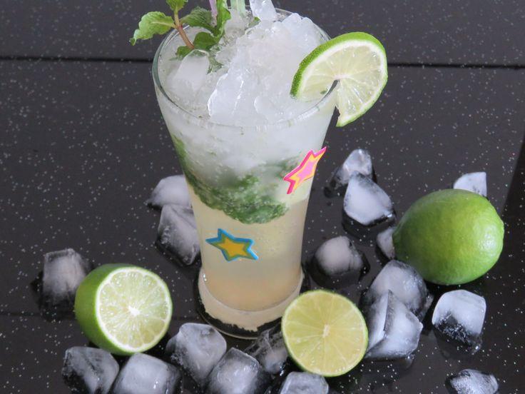 giải khát #Mojito Soda Chanh Bạc hà Món ngon cho tất cả - Mojito Recipe -
