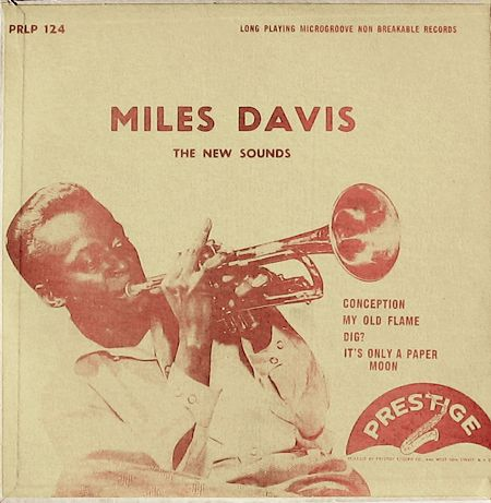 Miles Davis, Prestige 124