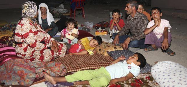 La ONU Cifra En Más De 2.000 Las Mujeres Y Niños Secuestrados Por Los Yihadistas En Irak