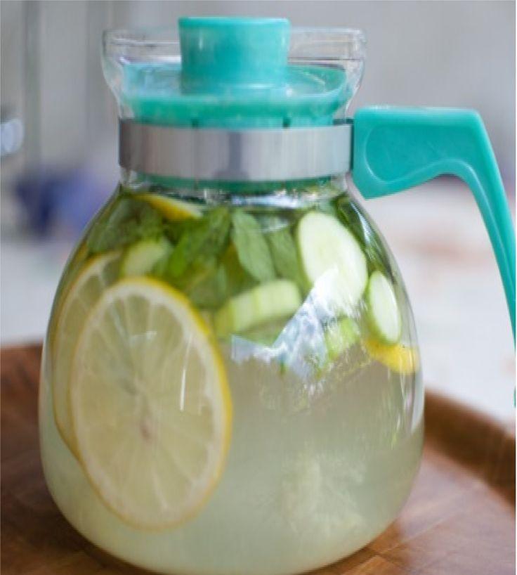 bevanda al limone per pancia piatta!!