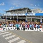 First phase of Vanuatu's runway rehab now complete