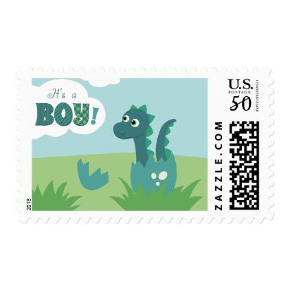 Little dinosaur baby buy postage stamp - baby gifts giftidea diy unique cute