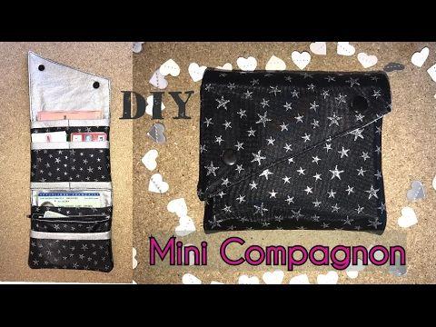 Mini Compagnon - Tuto Couture DIY - YouTube