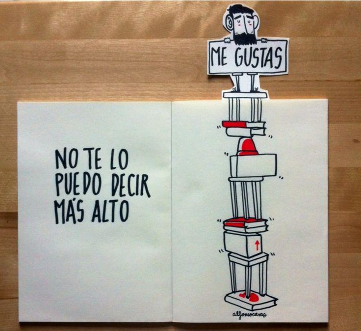 Me gustas... (Alfonso Casas)