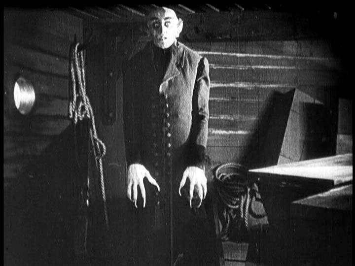 """""""Nosferatu, eine Symphonie des Grauens"""" (1922) Friederuch Wilhelm Murnau"""