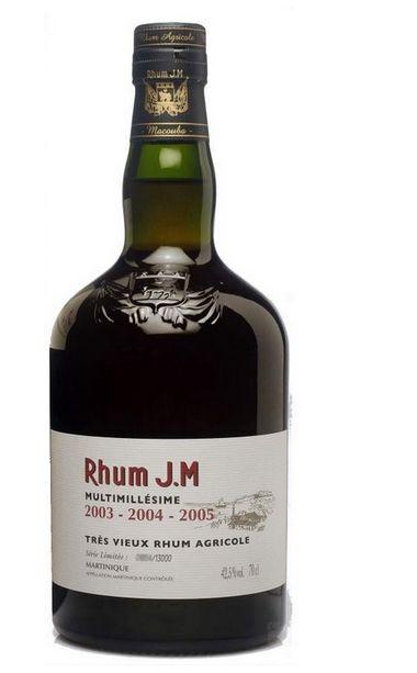 rhum JM Multimillésimes | DuRhum.com