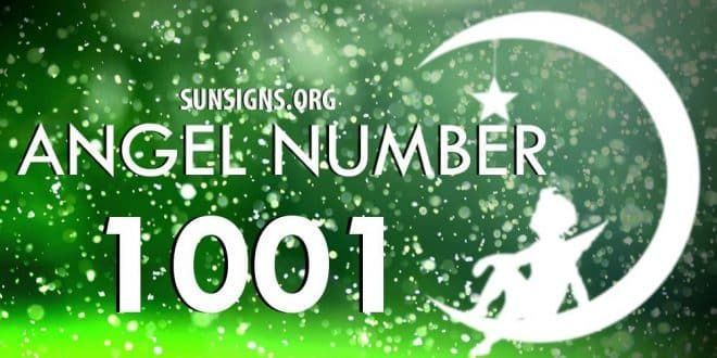 Angel Number 1001 Meaning