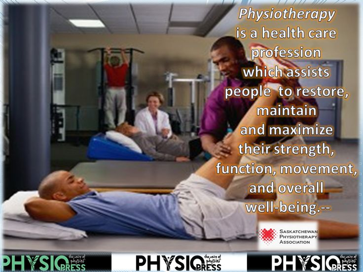 """Dear Colleague, The Saskatchewan Physiotherapy Association (Canada) has defined """"Physiotherapy"""" Like This... What would be yours... share with us here....we will post that in picture format with Acknowledgement.... with regards Team PHYSIOPRESS"""