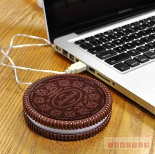 Chauffe-tasse usb Hot cookie | accueil