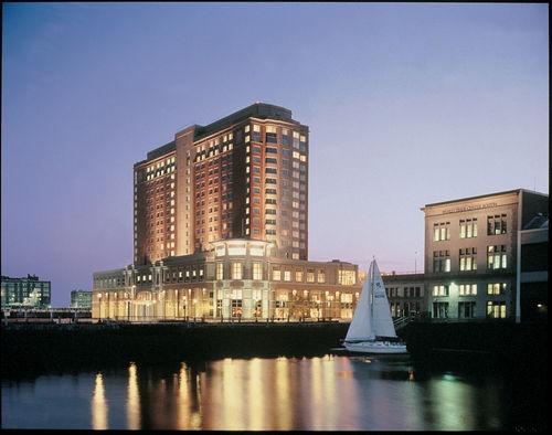 SEAPORT BOSTON HOTEL  Boston :Downtown & Waterfront