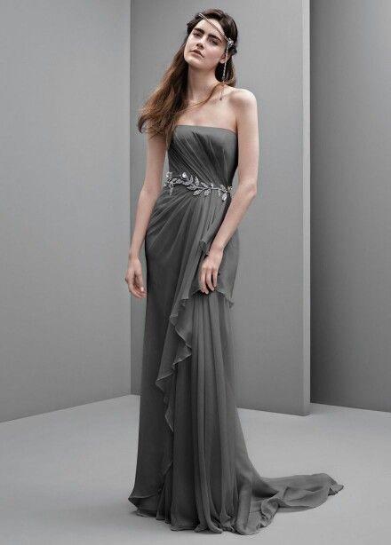 Love this dress from David bridal