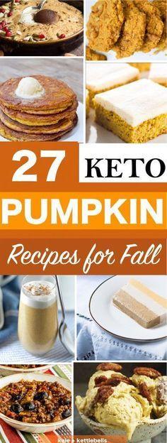 27 Keto-Kürbis-Rezepte für die Weihnachtszeit