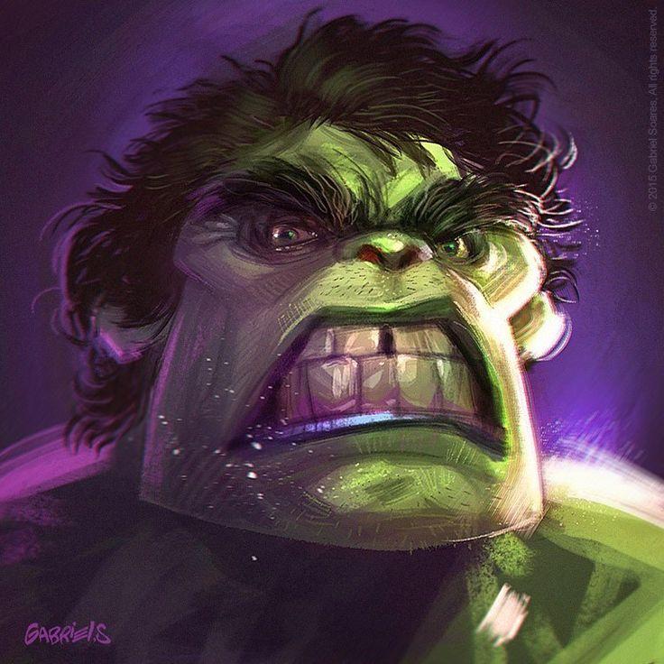 Gabriel Soares ( Hulk ) *