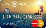 First Progress Platinum Elite MasterCard® Secured Credit Card - Credit Card