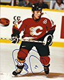 Theoren Fleury Calgary Flames Photo