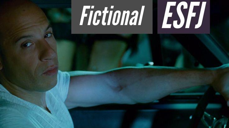ESFJ Fictional Characters - ESFJ Personality Type