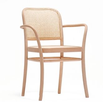 Benko Armchair | Furniture Options. Made in Poland by Paged Meble, traditional European beech timber bentwood chair.