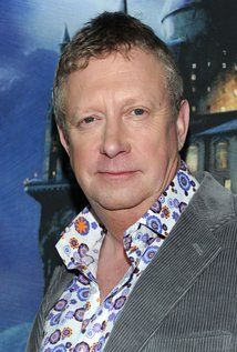"""Mark Williams Picture.  Worcestershire, England.  Lead role in """"Father Brown"""""""