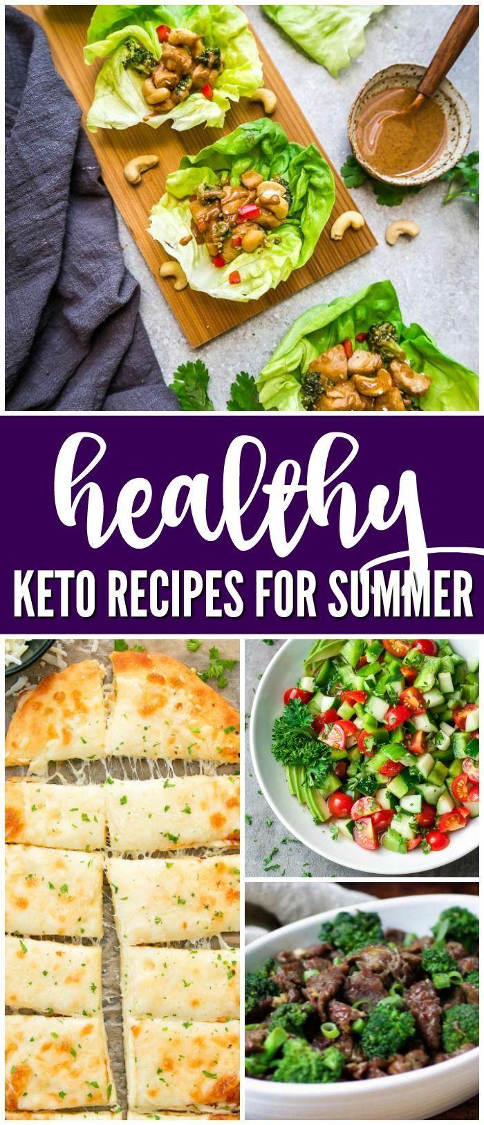 Healthy Keto Recipes For Summer Keto Dinner Healthy Recipes