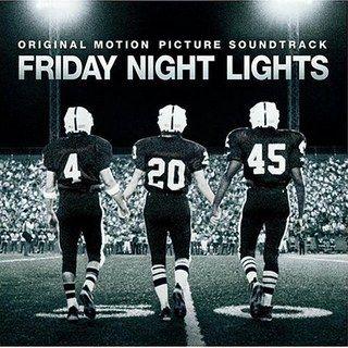 Friday Night Lights OST artwork
