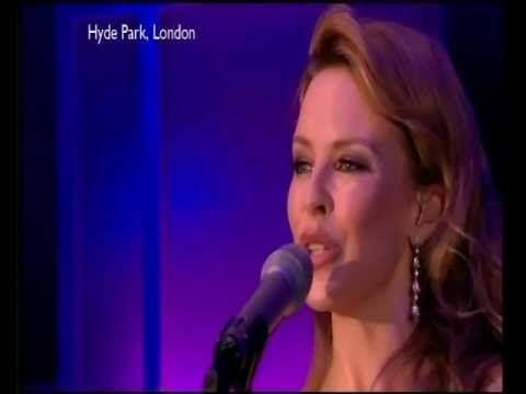 Kylie Minogue - Slow (Proms In The Park - 08 Sep 2012)