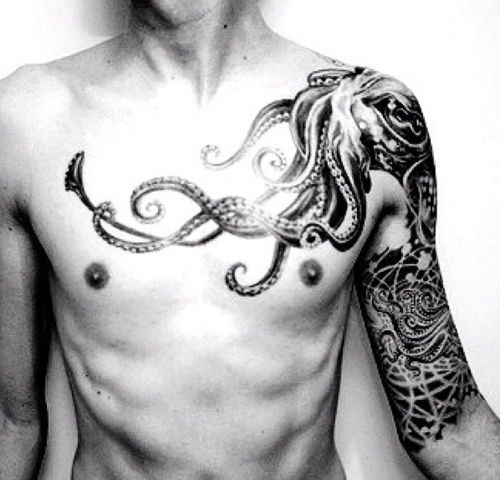 This Tattoo Is Amazing Awesome Placement Beautiful Work