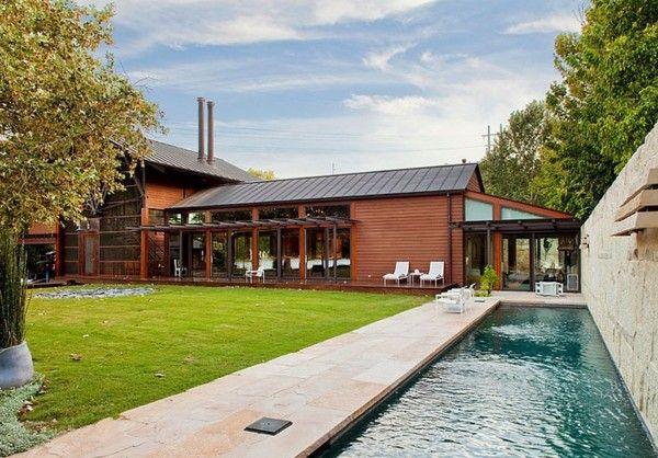 modern residence Exterior Design