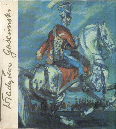 Malarstwo batalistyczne, Władysław Gościmski, MON, 1983, http://www.antykwariat.nepo.pl/malarstwo-batalistyczne-wladyslaw-goscimski-p-13053.html