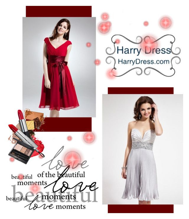 """Hary Dress"" by anavujicic ❤ liked on Polyvore"