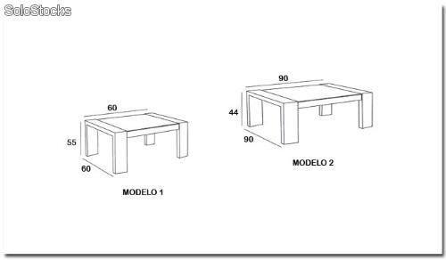 Medidas de una mesa de centro para sala pesquisa google for Para amueblar una sala de estar en longitud