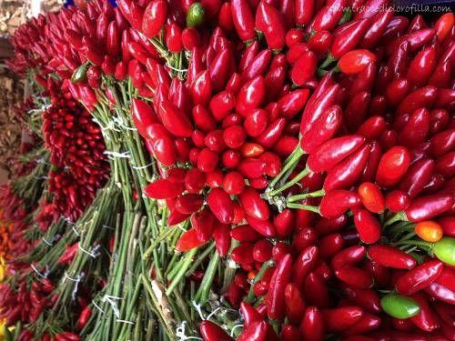 Una ricetta per conservare sott'olio i peperoncini piccanti freschi