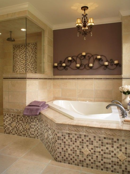 Bathroom Light Purple Design, Pictures, Remodel, Decor and Ideas