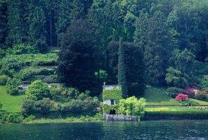 Büyüleyici Como Gölü'nde bir gezi