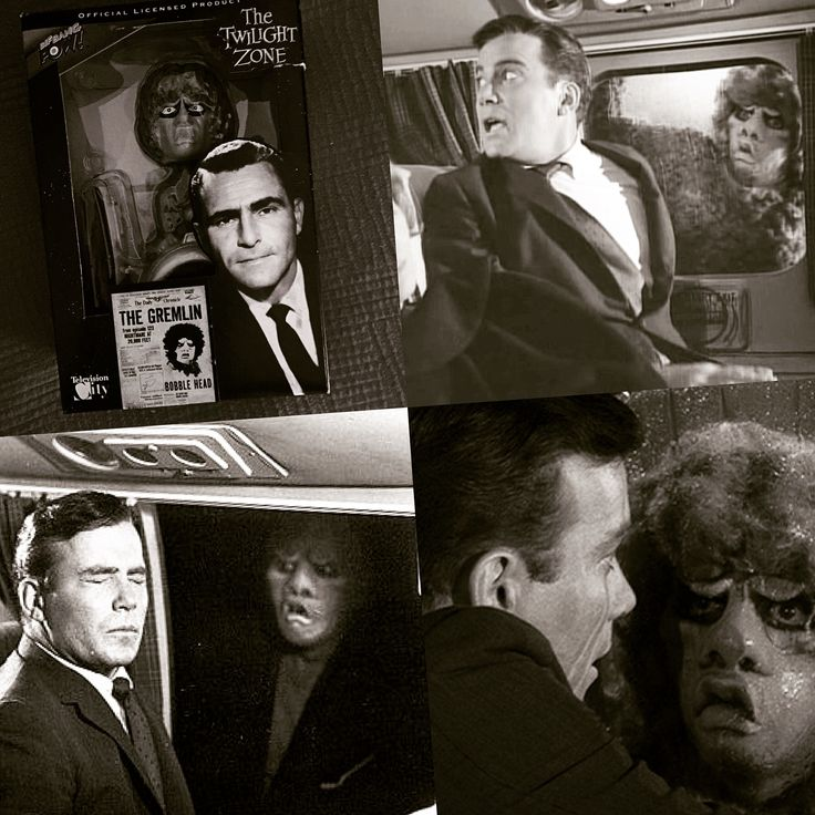 "Oct 11 1963, was the original air date for The Twilight Zone Classic, ""Nightmare at 20,000 Feet."" Directed by Richard Donner, who also directed several classic movies including The Goonies (1985), Superman (1978), The Omen (1976), and Lethal Weapon (1987), this episode is best known for the over-the-top performance of its then little known star, William Shatner. #thetwilightzone #williamshatner #twightlightzone #bigolboxofstuff #bigolbox77 #nightmareat20000feet"