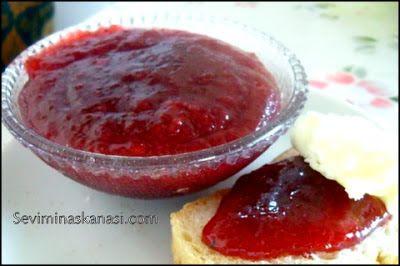 Kızılcık Marmelatı | Kolay Yemek Tarifleri