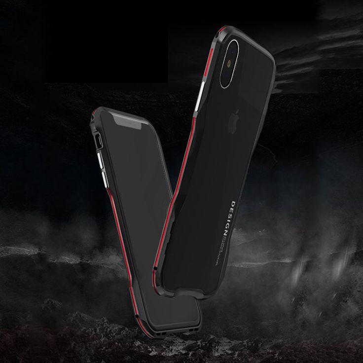 iPhoneX アルミバンパー アイフォンX ハードケース かっこいい メタルサイドバンパー スマホ バンパーケース のアルミフレームー 衝撃吸収 スマホケースLF13M【送料無料】 - iphone X 手帳型ケース 通販サイト スマホケースのIT問屋
