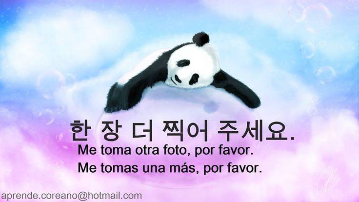 Frases útiles en coreano. By Liu