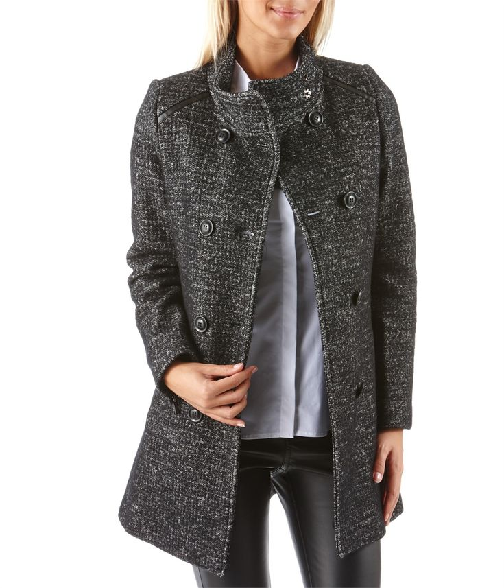 Oltre 1000 idee su manteau femme pas cher su pinterest trench femme cappot - Manteau cheminee pas cher ...