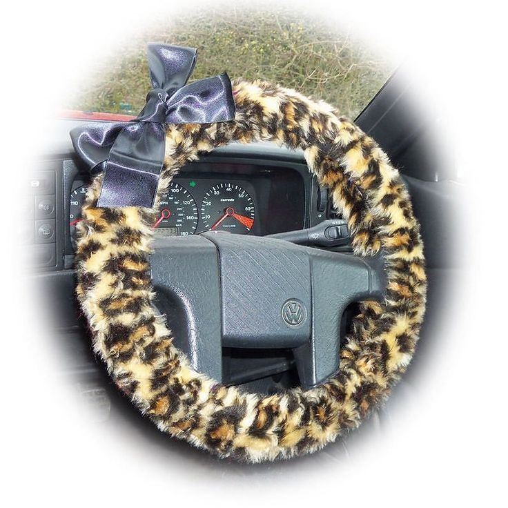 Wild One Leopard print fuzzy steering wheel cover with black satin bow matching accessories are also available ! checkout out http://ift.tt/1MdrObG  #leopardprint #fuzzy #steeringwheelcover #animalprint #wild #cute #modifiedgirls #caraccessories #girly #handmade #shopify #wanelo #etsy #truckaccessories #jeepaccessories #giftideas #leopard #fauxfur #cheetah #wildcat #rockchick #carsofinstagram #poppyscrafts #funky #carshows #retro