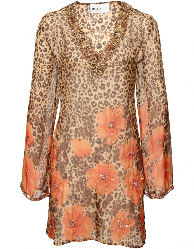 BEACH WEAR: CAFTAN