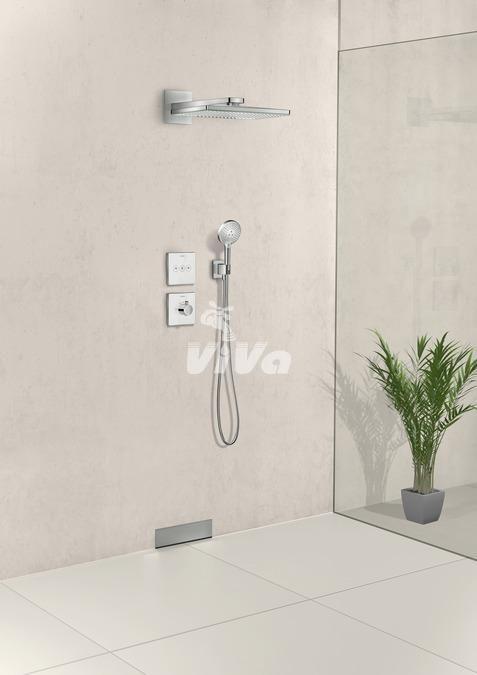 Hansgrohe Rainmaker Select hlavová sprcha s prípojným ramenom